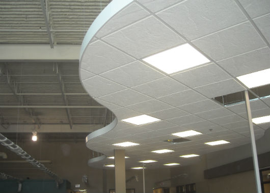 Specialty Ceilings Southern Interiors Ltd